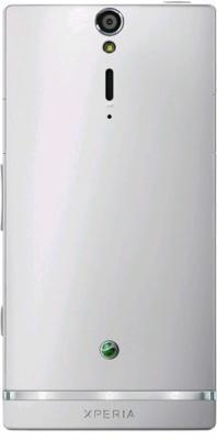 Смартфон Sony Xperia SL (LT26ii) White - задняя панель