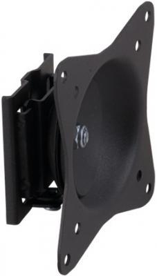 Кронштейн для телевизора Kromax Dix-9 (темно-серый) - вполоборота