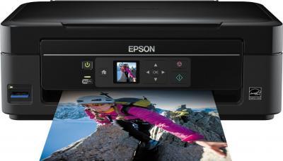 МФУ Epson Expression Home XP-306 - фронтальный вид