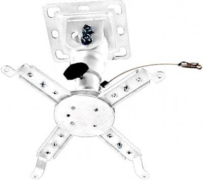 Кронштейн для проектора Kromax Projeсtor-10 (белый) - общий вид