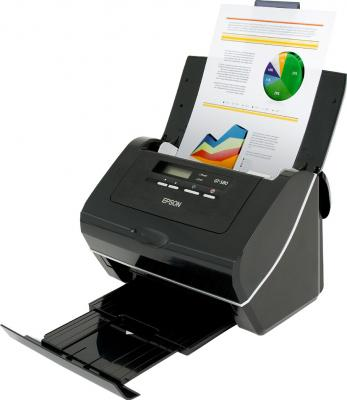 Протяжный сканер Epson GT-S80 - общий вид