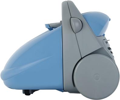 Пылесос Zelmer 400 EK - общий вид