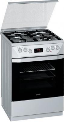 Кухонная плита Gorenje K65343BX - общий вид
