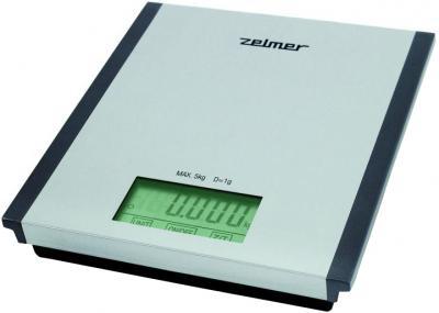 Кухонные весы Zelmer 34Z050 - общий вид
