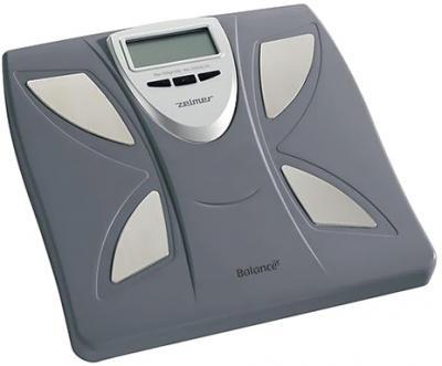 Напольные весы электронные Zelmer 34Z011 Gray - общий вид