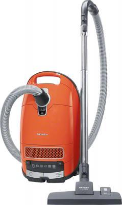 Пылесос Miele S 8330 (Koi Orange) - общий вид