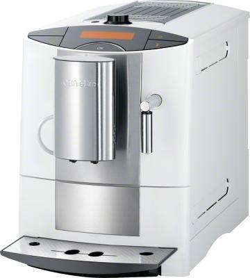 Кофемашина Miele CM 5200 (White без термоса для молока) - общий вид