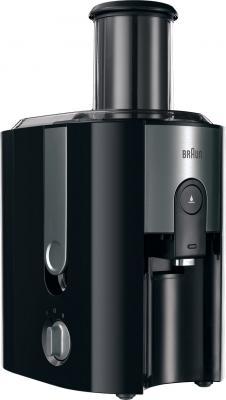 Соковыжималка Braun J500 (черный) - общий вид