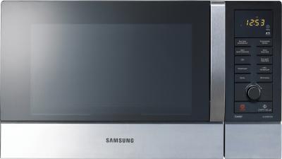 Микроволновая печь Samsung  CE107MTSTR - фронтальный вид