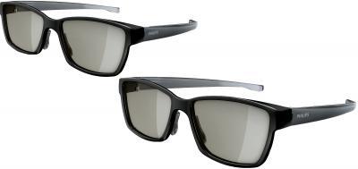 Очки 3D Philips PTA436/00 - общий вид