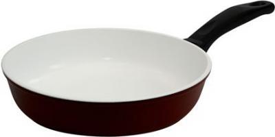 Сковорода Виктория АЛА 260 (С260Пк) White-Brown  - общий вид