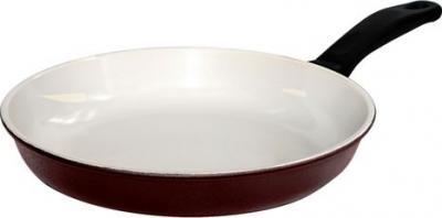 Сковорода Виктория АЛА 260 (С264Пк) White-Brown  - общий вид