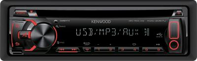 Автомагнитола Kenwood KDC-3057UR - общий вид