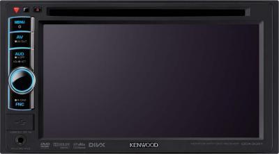 Автомагнитола Kenwood DDX3021 - общий вид