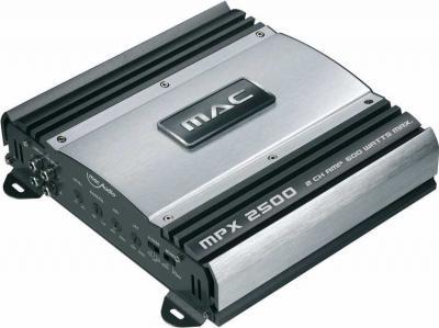 Автомобильный усилитель Mac Audio MPX 2500 - общий вид