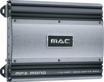 Автомобильный усилитель Mac Audio MPX Mono - общий вид