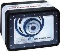 Корпусной пассивный сабвуфер Mac Audio Ice Cube 108P - общий вид
