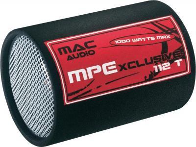 Корпусной пассивный сабвуфер Mac Audio MPE 112T - общий вид