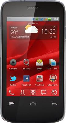 Смартфон Prestigio MultiPhone 3500 Duo - общий вид