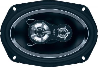 Коаксиальная ас Mac Audio MPE 69.3 - общий вид