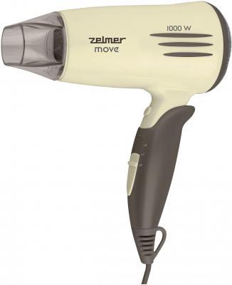 Компактный фен Zelmer 33Z017 - общий вид