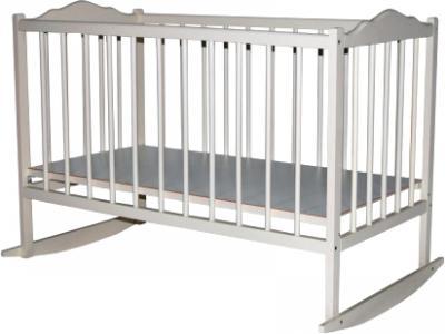 Детская кроватка Bambini Э 01.10.01 (Слоновая Кость)