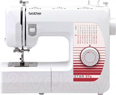 Швейная машина Brother Star-37S - общий вид