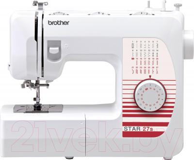 Швейная машина Brother Star-27S - общий вид