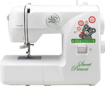 Швейная машина Jaguar Sweet Present - общий вид