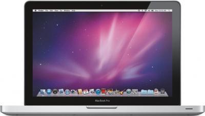 Ноутбук Apple MacBook Pro 13'' Retina (MD212RS/A) - фронтальный вид