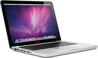 Ноутбук Apple MacBook Pro 13'' Retina (MD212RS/A) - общий вид