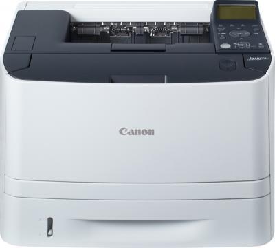 Принтер Canon i-SENSYS LBP6670dn - фронтальный вид