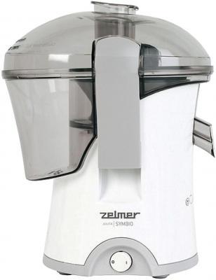 Соковыжималка Zelmer Julita 377 White-Gray - общий вид