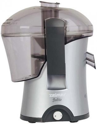 Соковыжималка Zelmer Julita 377 Silver - общий вид