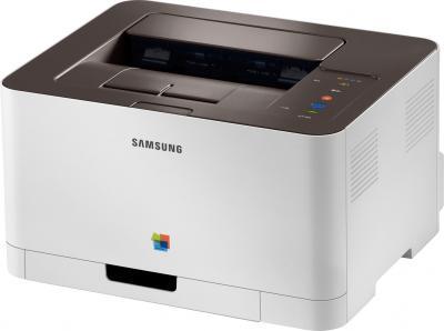Принтер Samsung CLP-365 - общий вид