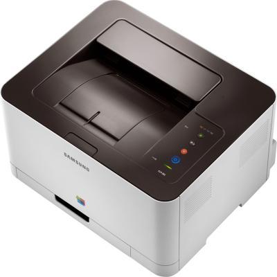Принтер Samsung CLP-365 - вид сверху