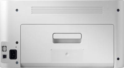 Принтер Samsung CLP-365 - вид сзади