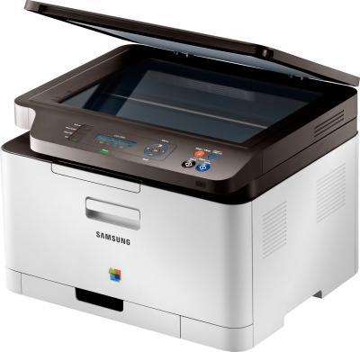 МФУ Samsung CLX-3305 - общий вид (сканер)