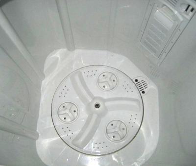 Стиральная машина Aresa WM-250 - вид изнутри