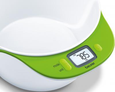 Кухонные весы Beurer KS 53 - частичное изображение
