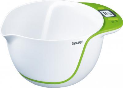 Кухонные весы Beurer KS 53 - вполоборота