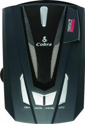 Радар-детектор Cobra RU 850 - вид сверху