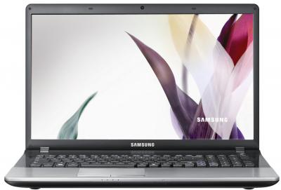 Ноутбук Samsung 300E5X (NP-300E5X-S05RU) - фронтальный вид