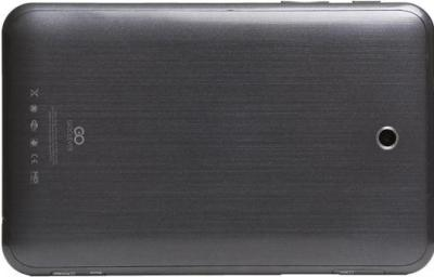 Планшет GoClever TAB M713G - вид сзади