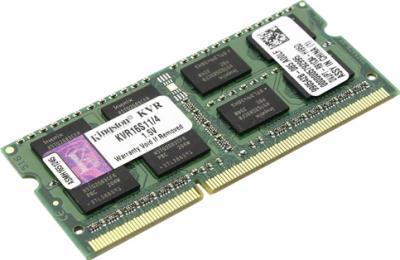Оперативная память DDR3 Kingston KVR16S11/4BK - общий вид