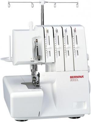 Оверлок Bernina 800DL - общий вид