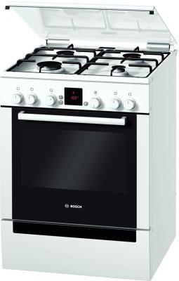 Кухонная плита Bosch HGV645220R - общий вид