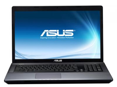 Ноутбук Asus K95VJ-YZ062H (90NB00C1-M00720) - фронтальный вид
