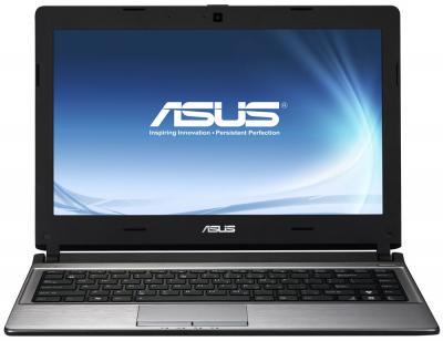 Ноутбук Asus U32VJ-RO003H (90NB00B1-M00030) - фронтальный вид