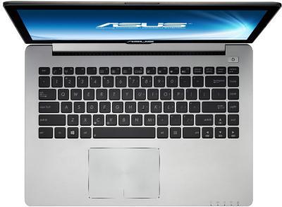 Ноутбук Asus VivoBook S400CA (90NB0051-M01470) - общий вид